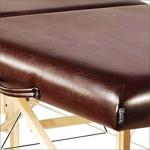 Master Massage LX Portable Package, Chocolate Luster,