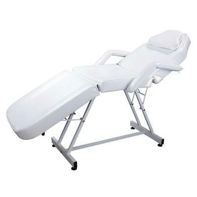 Salon Barber Chairs Massage Facial Bed Beauty White