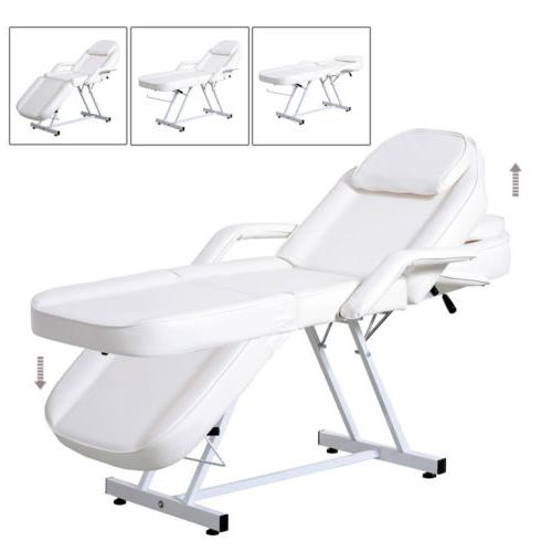 beauty salon chair massage table folding therapy