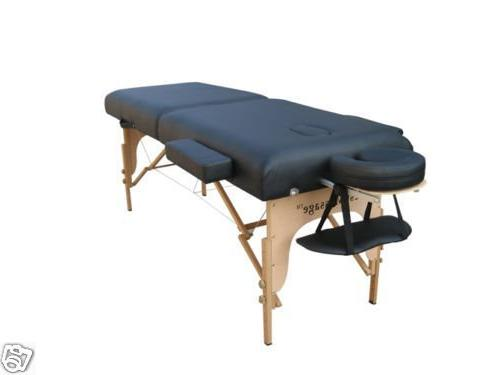 """New BestMassage 3"""" Table Bed Spa Chair"""