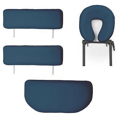 Blue Portable Table with Carrying