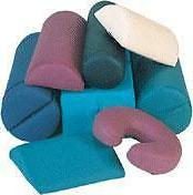 """Bolster Half Round:  Size: 3"""" x 26"""" for Massage Table"""