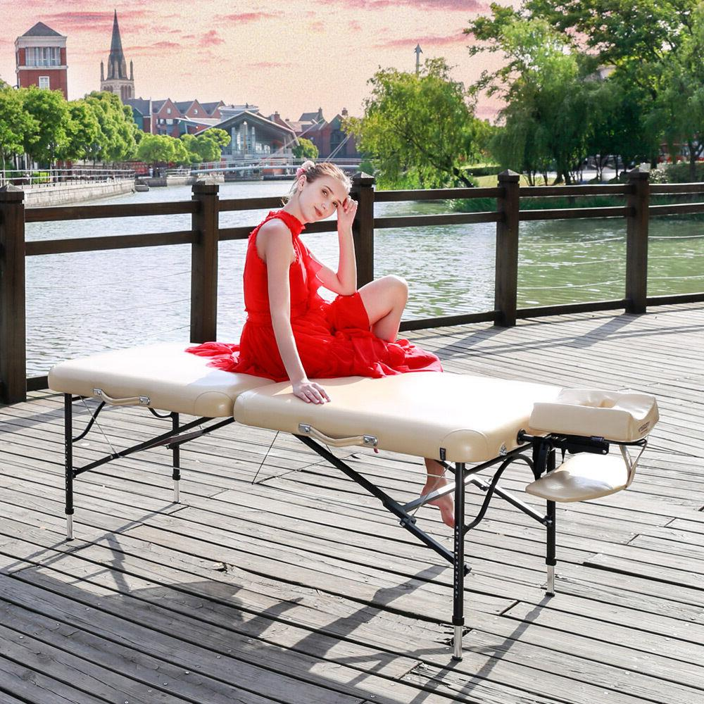 Master Massage 30 inch Calypso Ultralight Aluminum Portable
