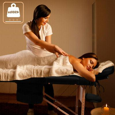 BestMassage Pad Massage Bed w/ Carry