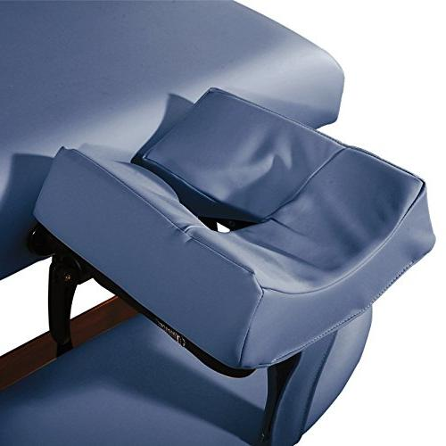Master Massage Therma Top Portable Massage Blue