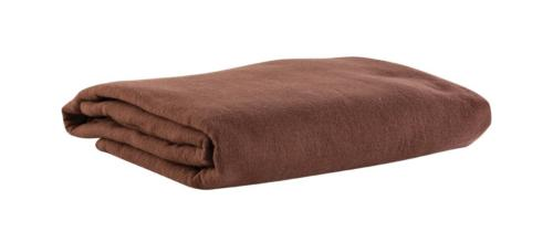 deluxe flannel fitted massage table sheets dark