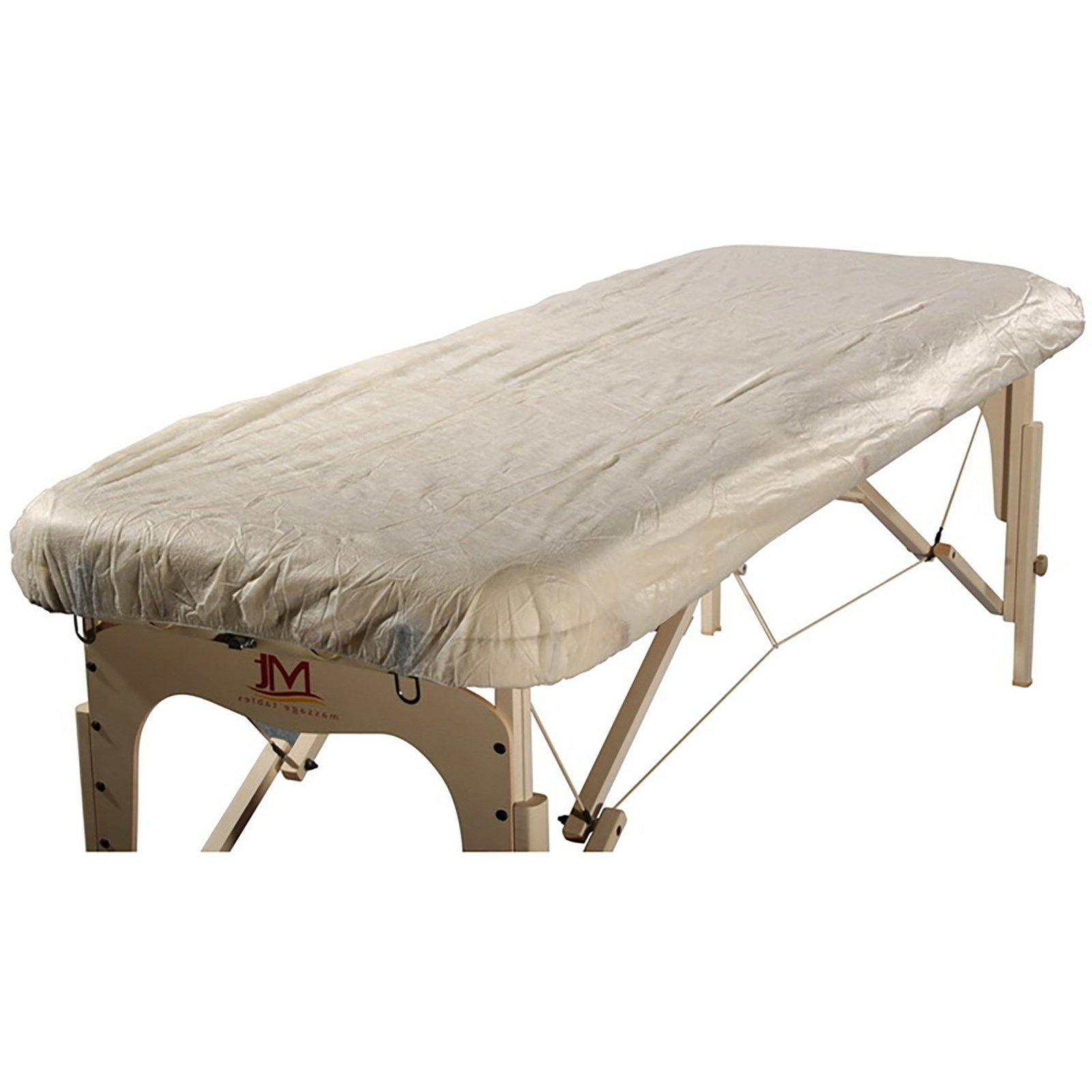 Master Massage Disposable Fitted Table Cover  for Massage Ta