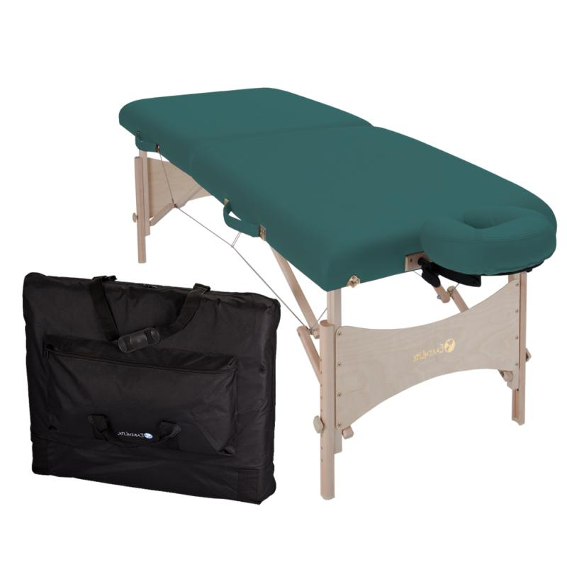 earthlite harmony dx portable massage table package
