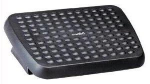 ergonomic foot rest relieves back