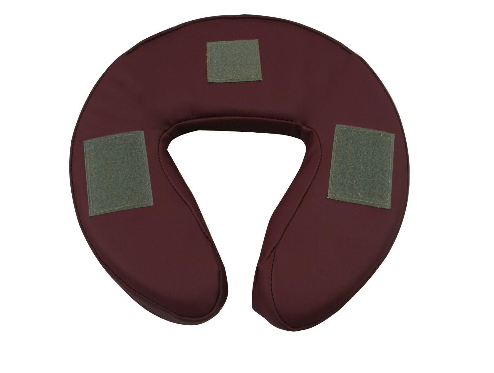 Extra Table Crescent Rest Neck Head Cushion