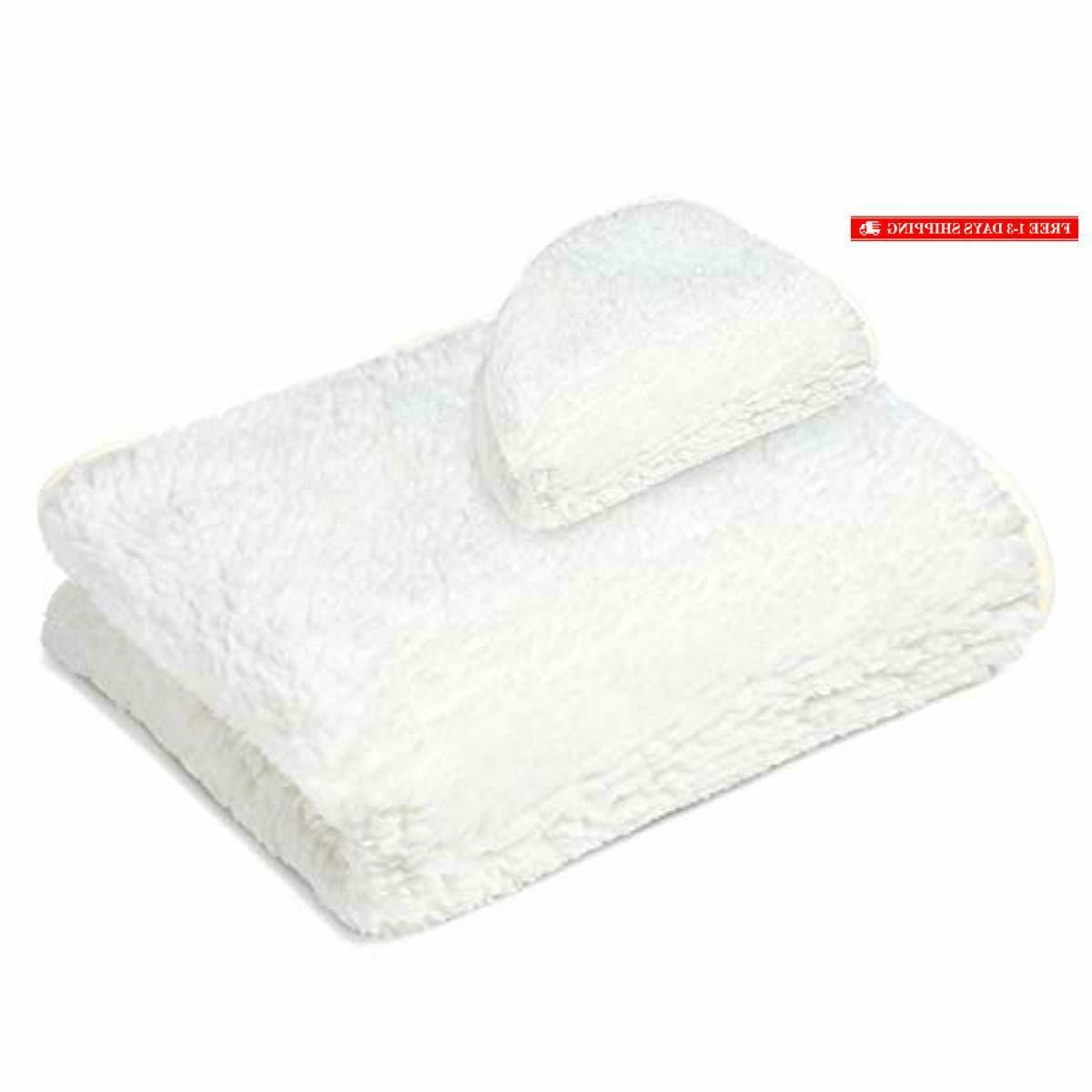 Saloniture Fleece Pad Face - 1/2