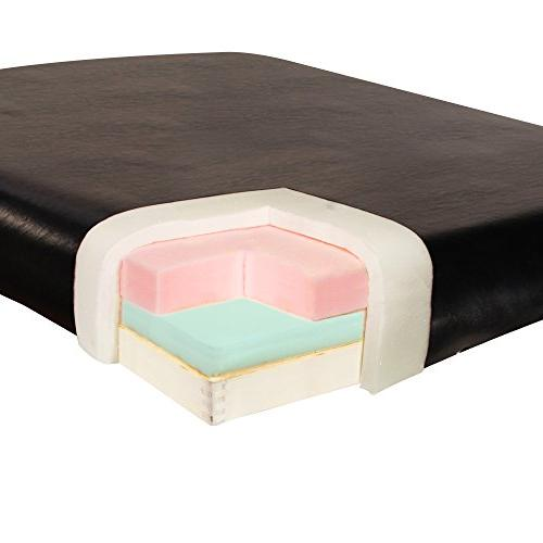 Master Massage Top Portable and Access-Black