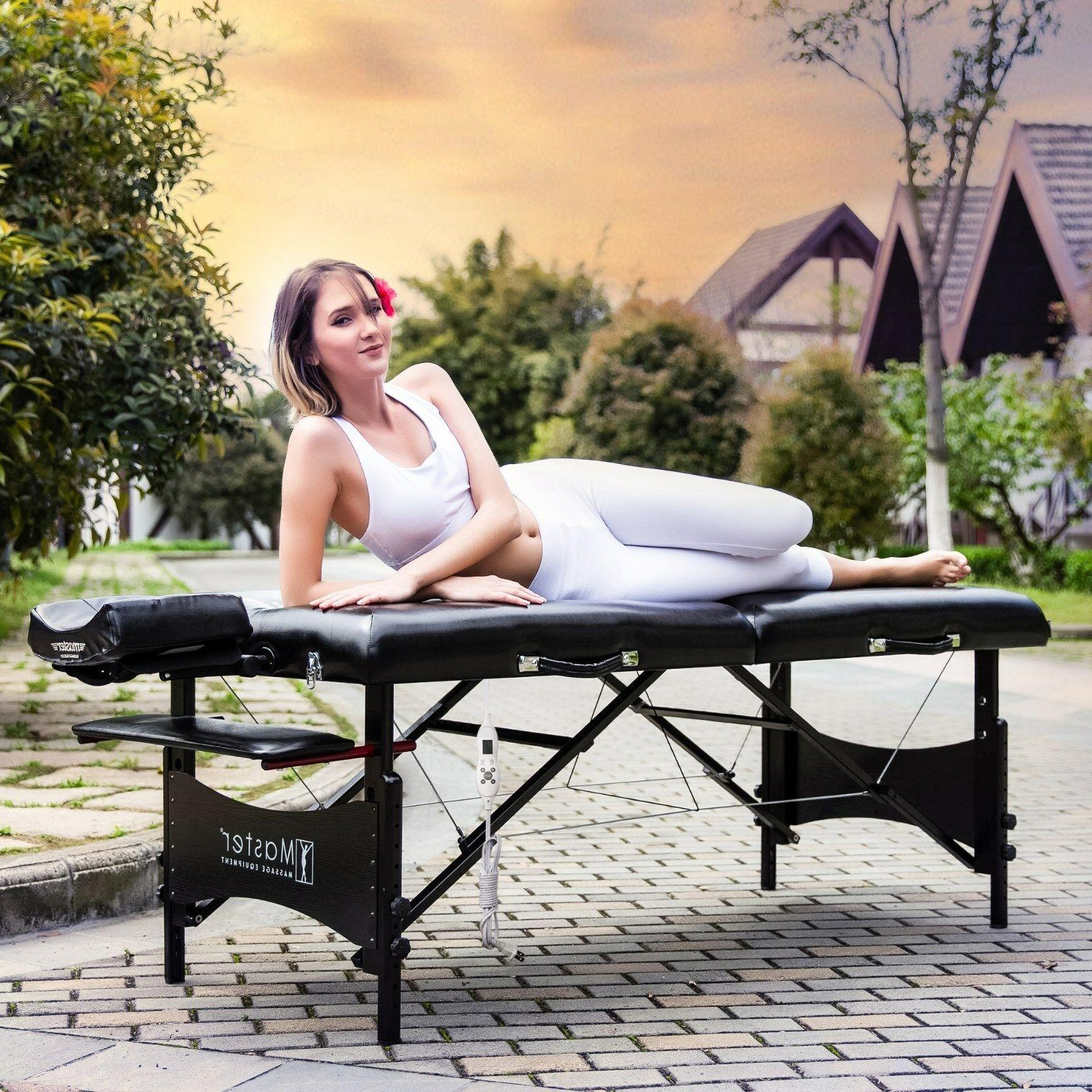 galaxy therma portable table bed