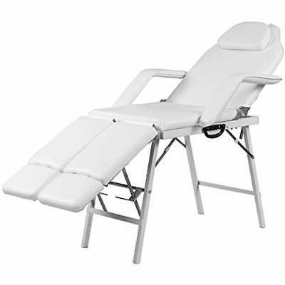 Giantex 75&quot Table Bed Chair Folding With Carry Portable Beauty