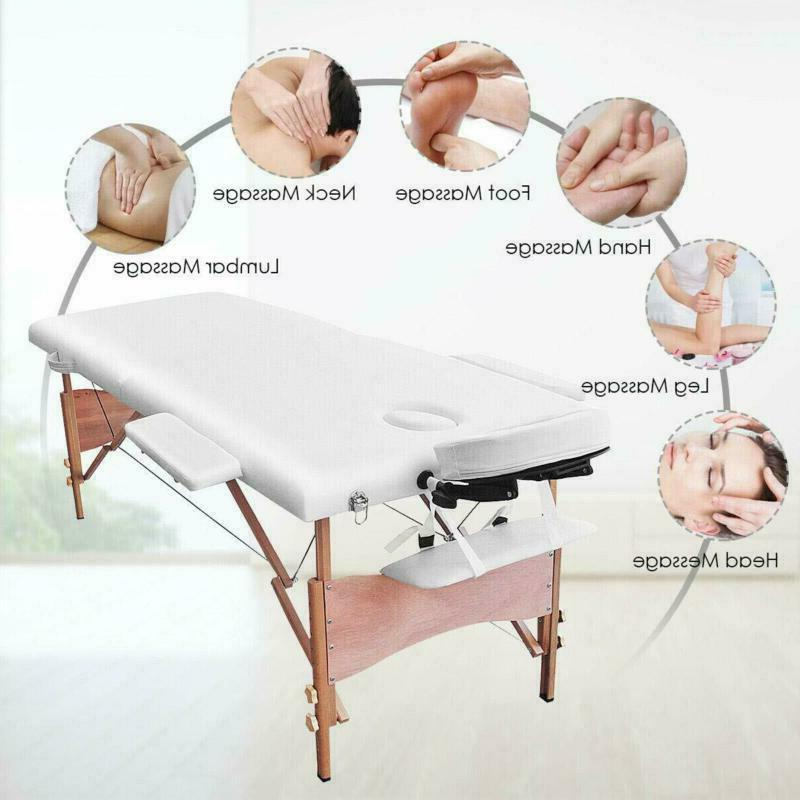 Giantex Massage Table Spa Wide
