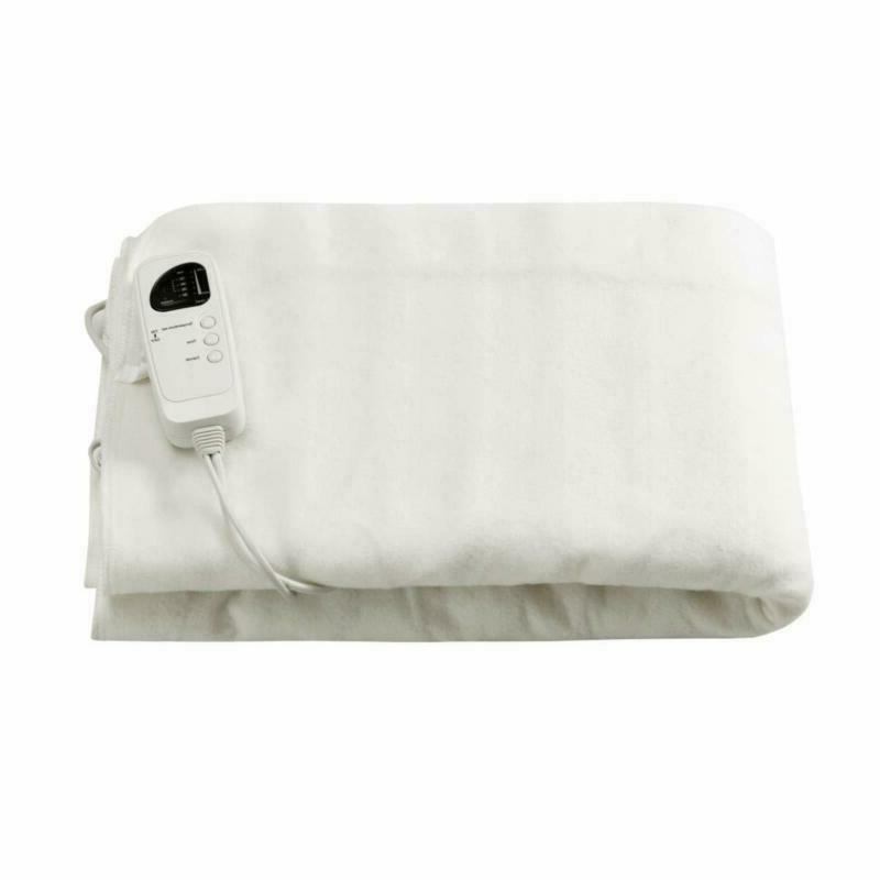 giantex massage table warmer electric blanket queen