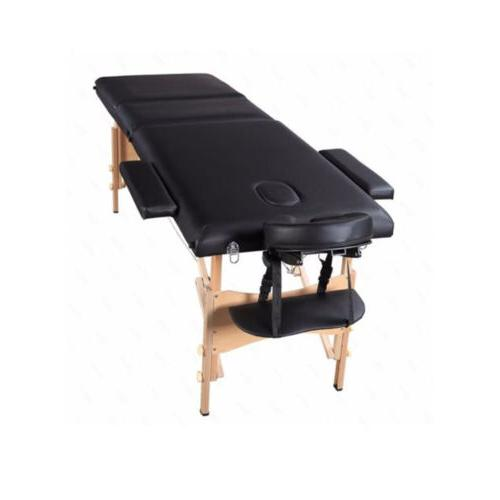 """84""""L Portable Massage Table Facial Spa Bed Cover"""