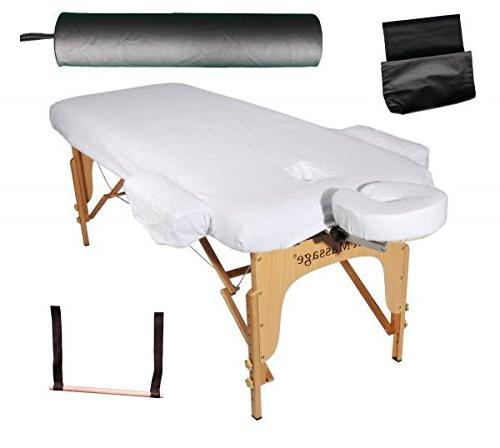 BestMassage Complete Massage Table Package