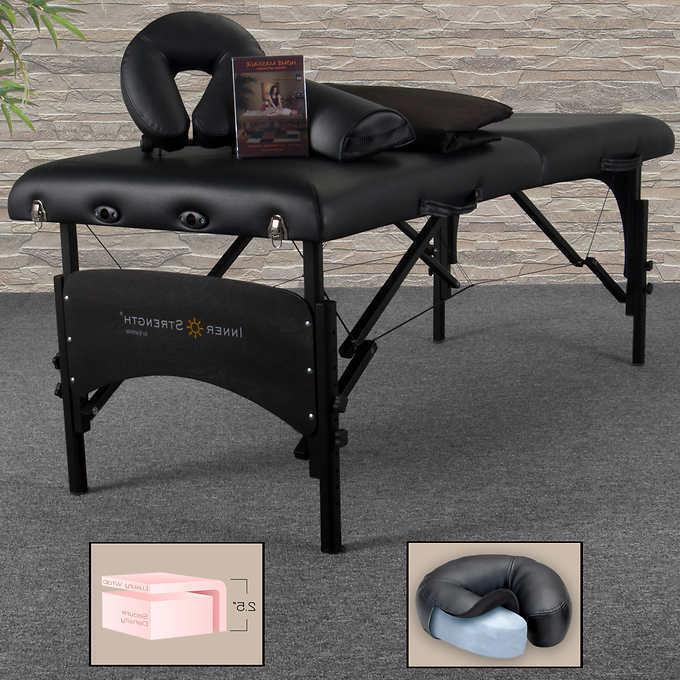 inner strength pro massage table deluxe carry