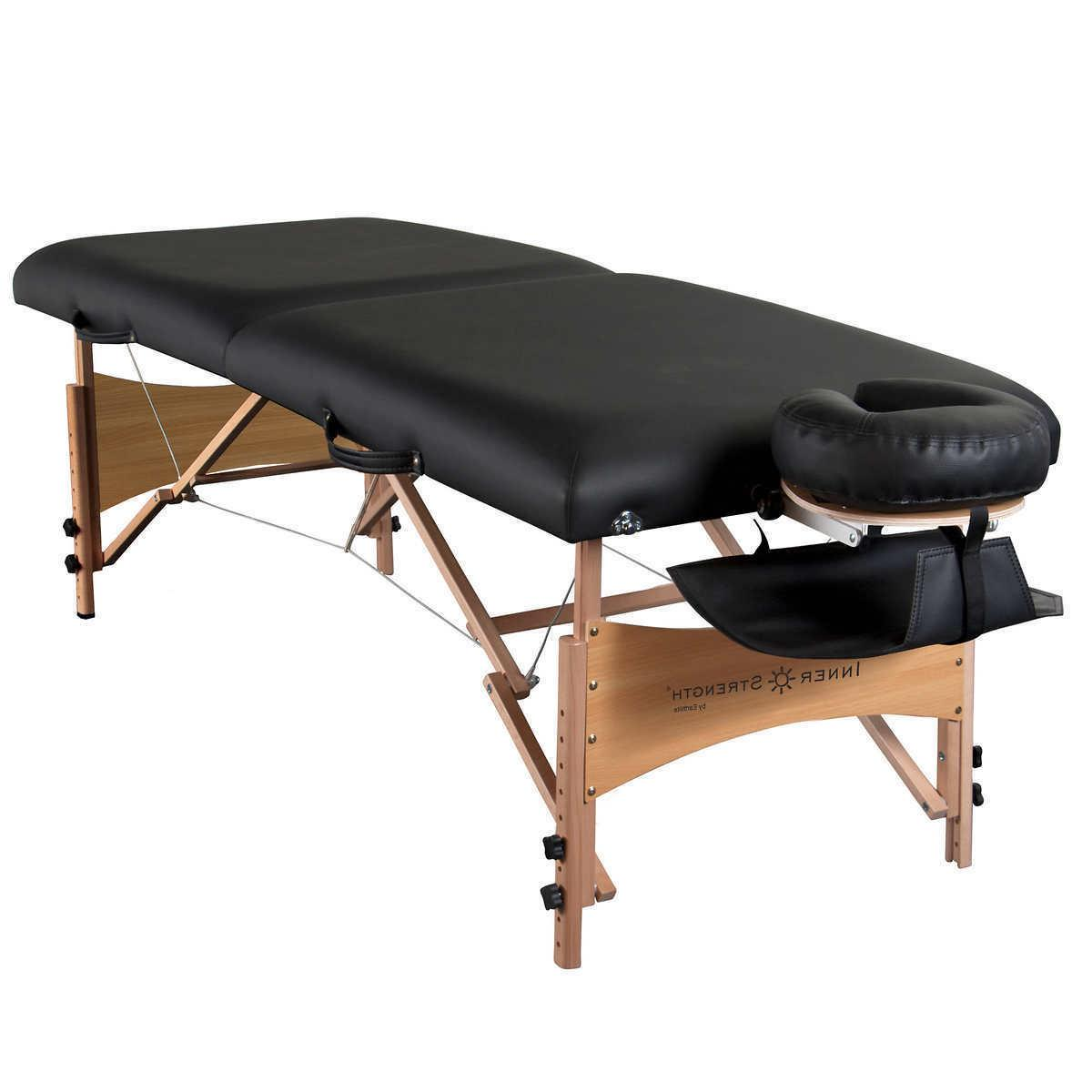 inner strength sycamore portable massage table package
