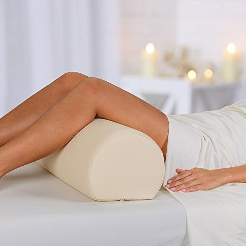 EARTHLITE Pillow ¾ Jumbo – Durable Massage incl. Strap Handle/Professional Pain