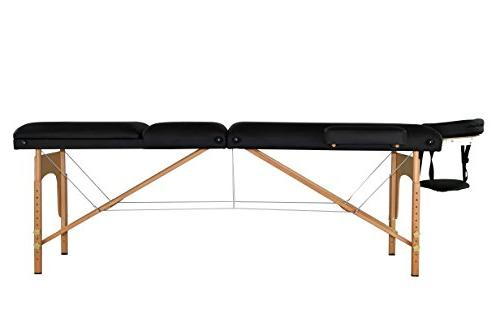 "77"" 3"" Table Free Carry Case Bolster"