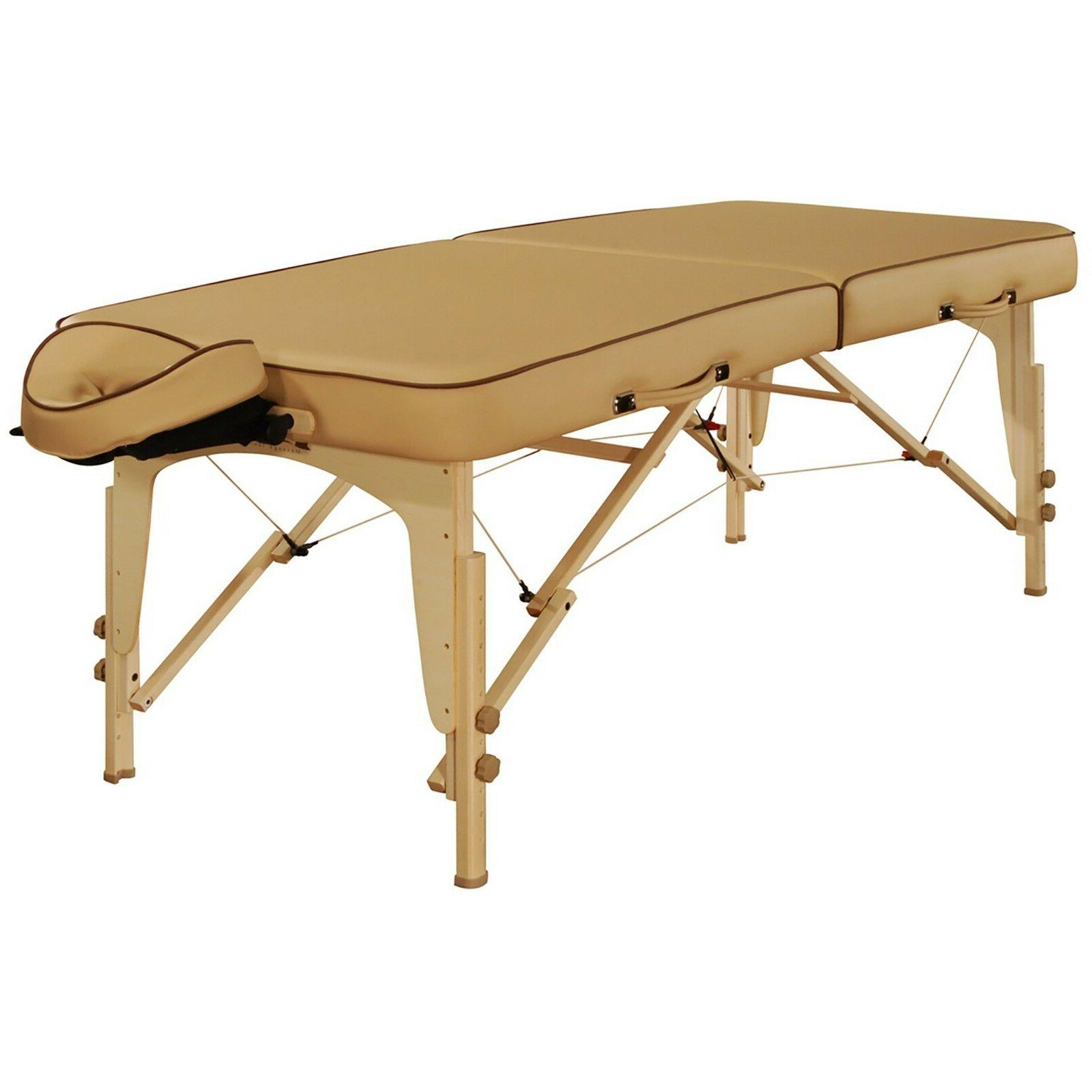 MT Massage 30 inch Lotus Deluxe Portable Package Bed Couch T