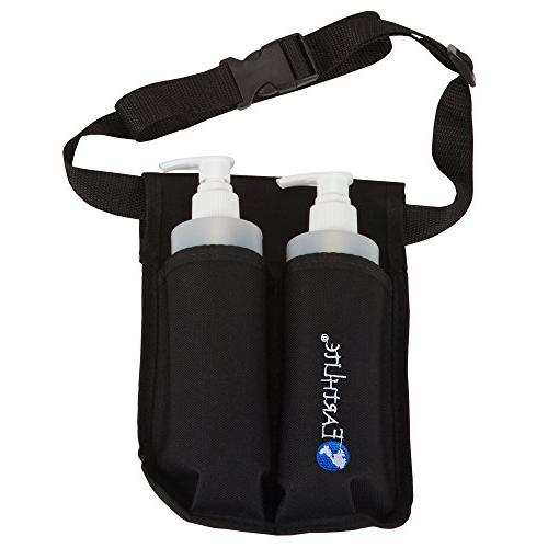 massage oil double holster