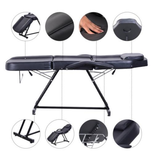 Recling Massage Bed Salon Chair Spa Styling
