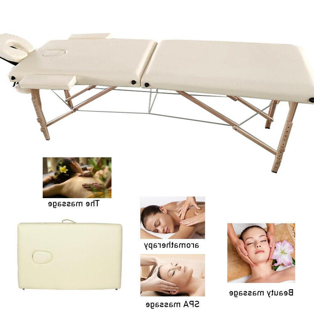 massage table bed spa bed adjustable portable