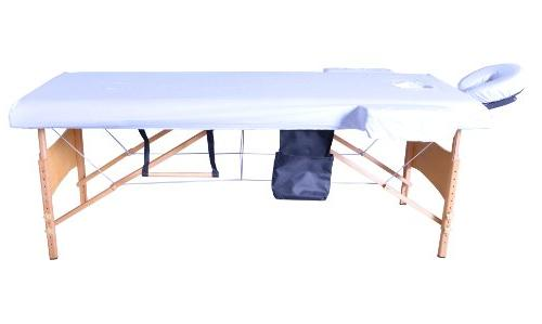 Massage Portable SPA Bed Cover+2 Bolster+Hanger TSF2