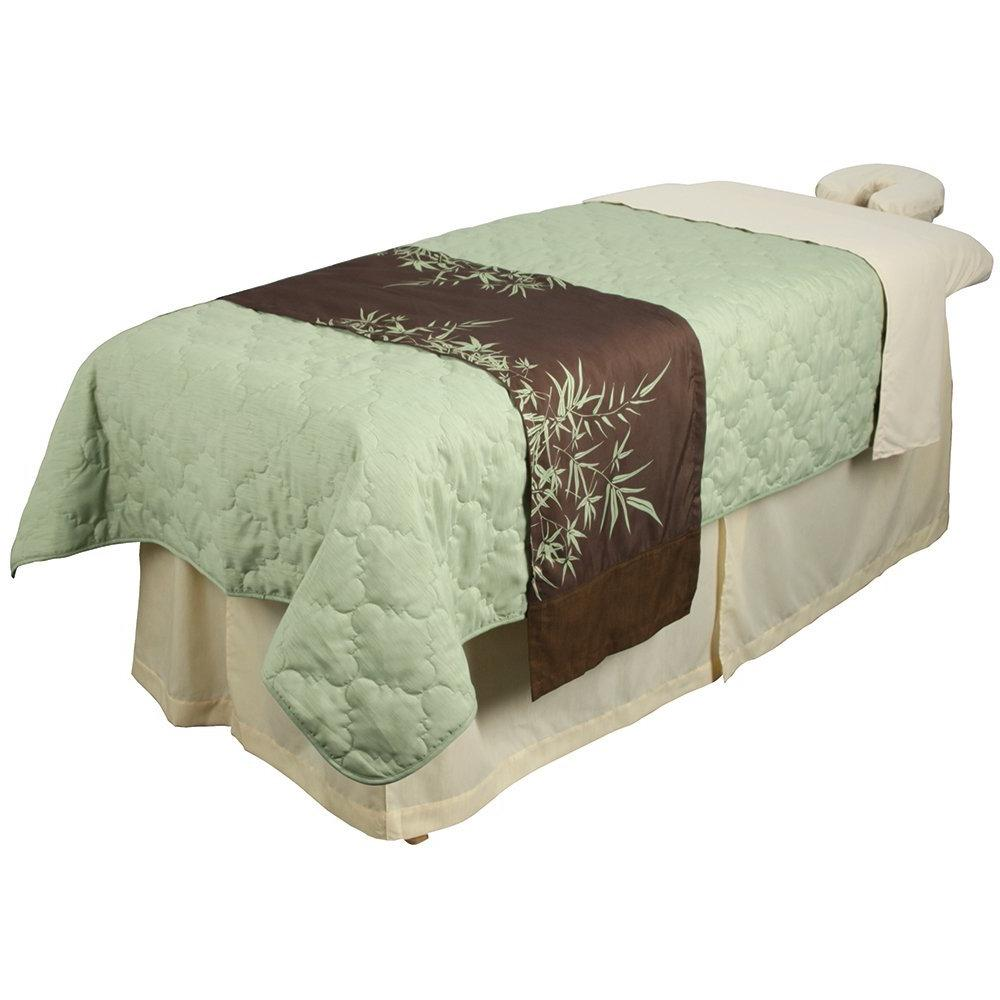 Massage Natural Linen Spa Size Portable Bedding Cover New