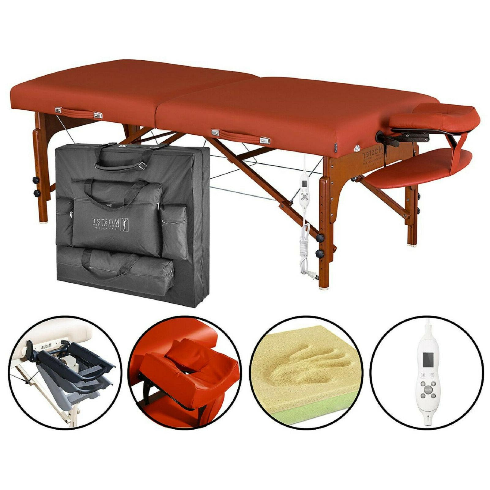 """LX King Size Massage Table - 31"""" - Carry"""