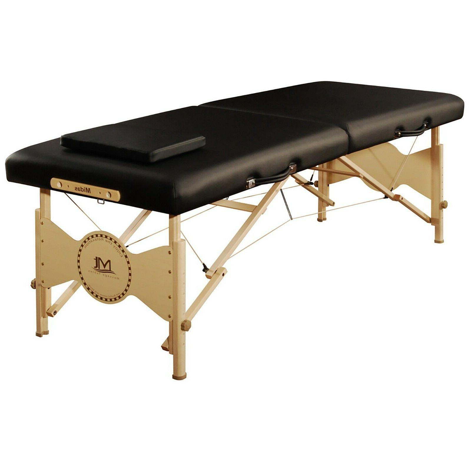 MT Massage 28 inch Midas Entry Portable Package Bed Couch Ta
