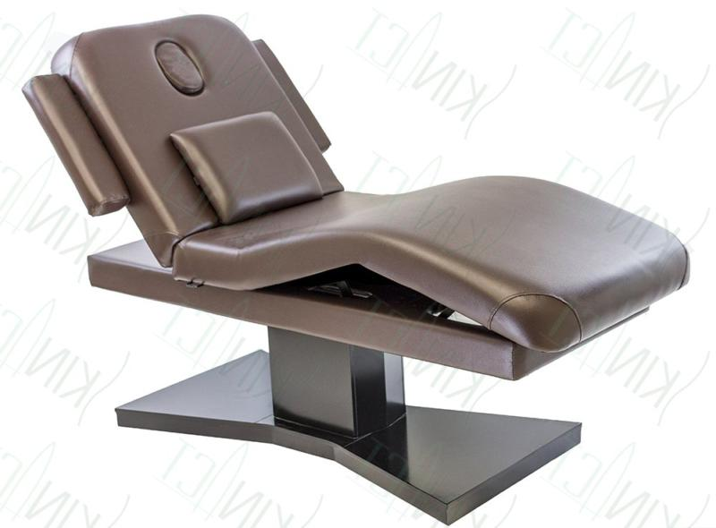 milo electric massage and facial bed table