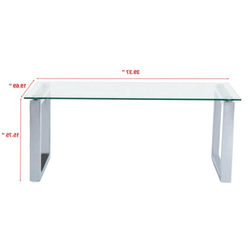 Modern Table Side w/ Living Furniture