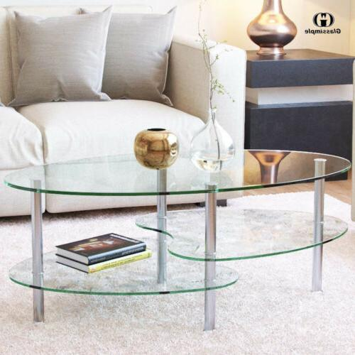 Modern Table End w/ Furniture