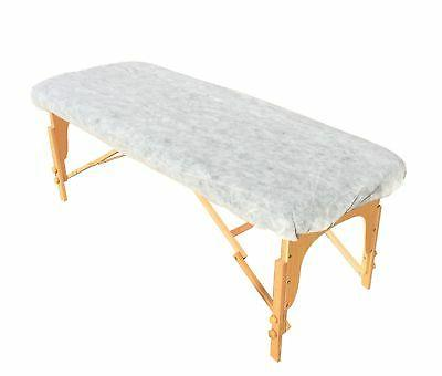 pack of 25 disposable fitted massage table