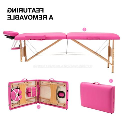"84""L Massage Facial SPA Beauty Case"