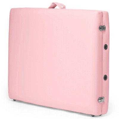 Pink with Carrying Case