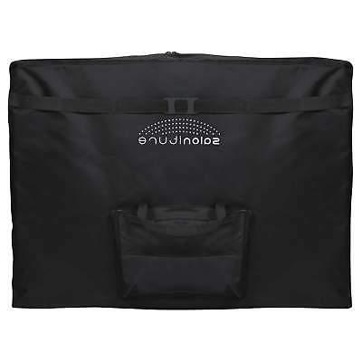 Portable Massage with Bolster and Tilt Backrest