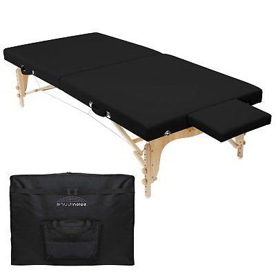 portable physical therapy massage table low to