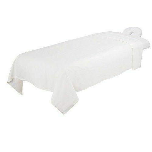 For Pro Flannel Sheet 3 White