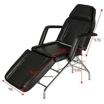 Pro Bed Chair Beauty Salon Facial Massage Therapy Use