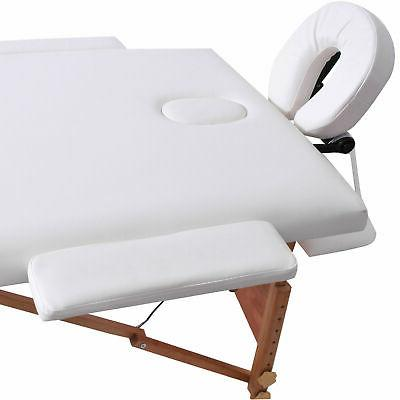 Professional Portable Massage with Case White
