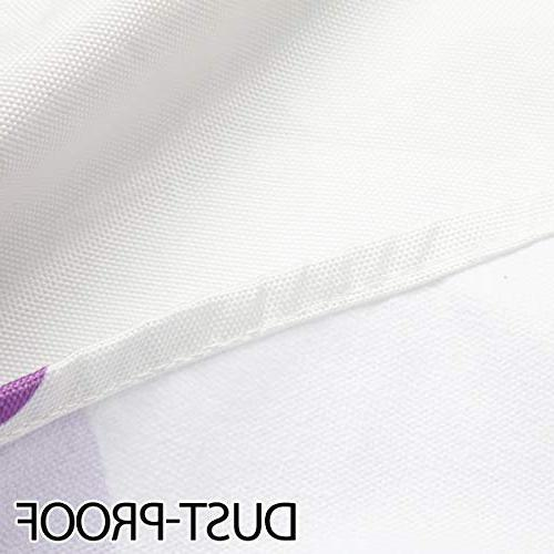 Rectangle Polyester Tablecloth, Drawn Pattern Valentine's Machine Decorative Table Cloth Kitchen Dinning 60