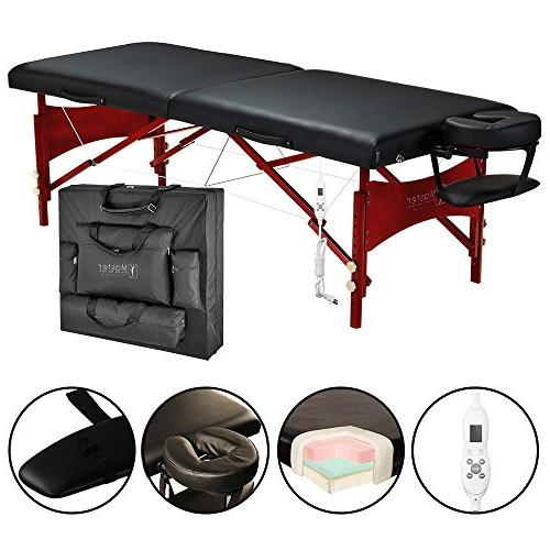 roma therma portable massage table