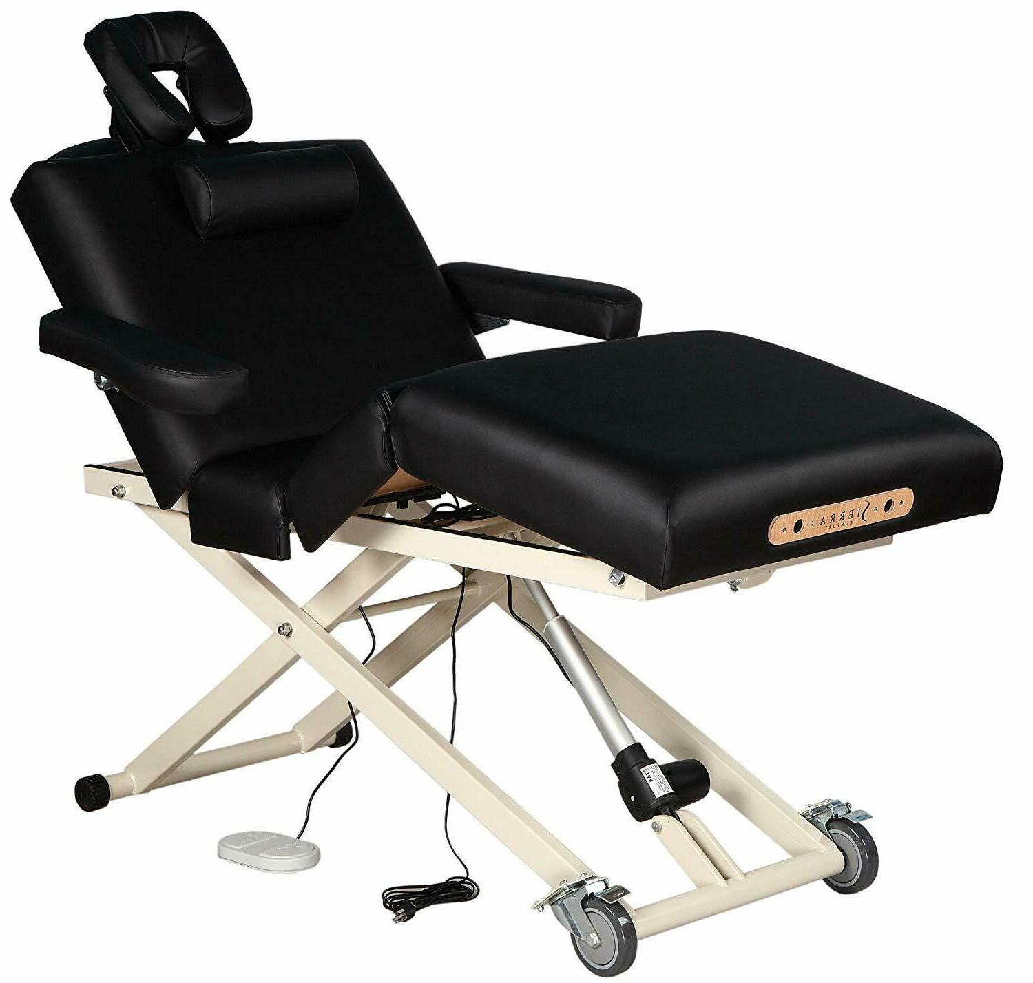 Sierra Comfort Adjustable Stationary Massage