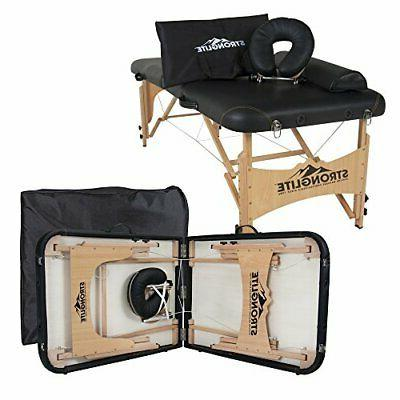 Portable Massage Olympia All-In-One Treatment Table Adjustab