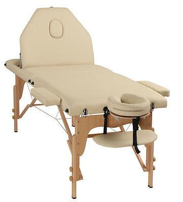 The Best Massage Table 3 Fold Cream Reiki Portable Massage T